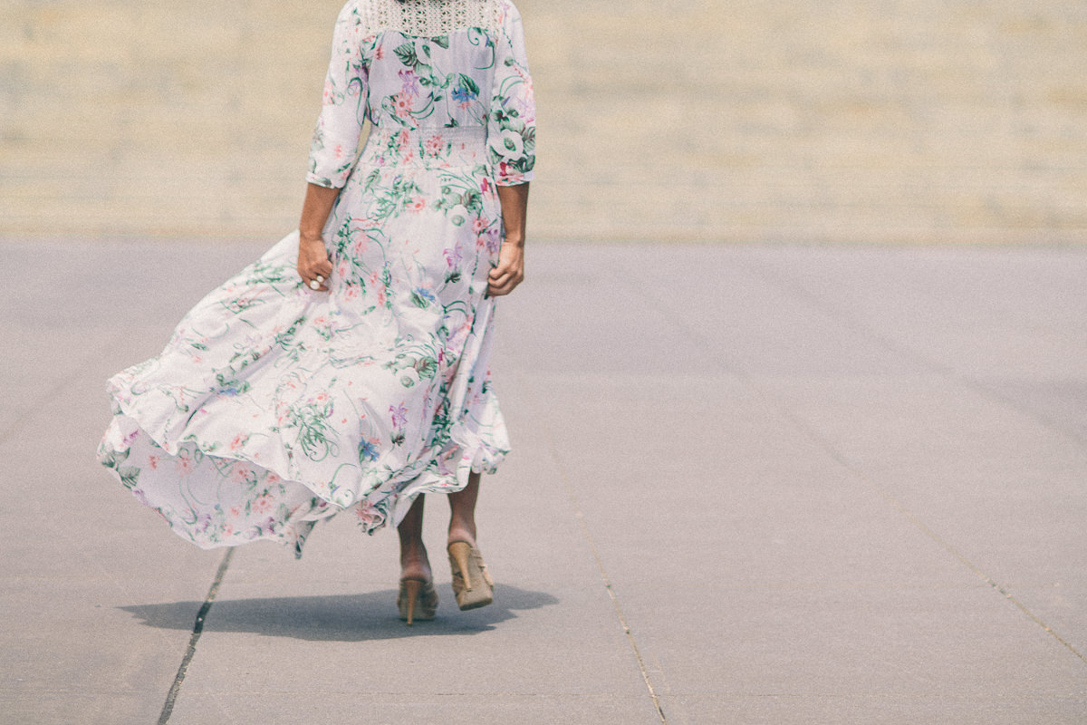 lone traveller maxi dress by australian online shop showpo