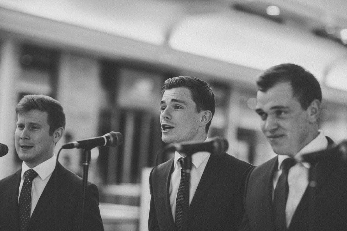 acapella singers