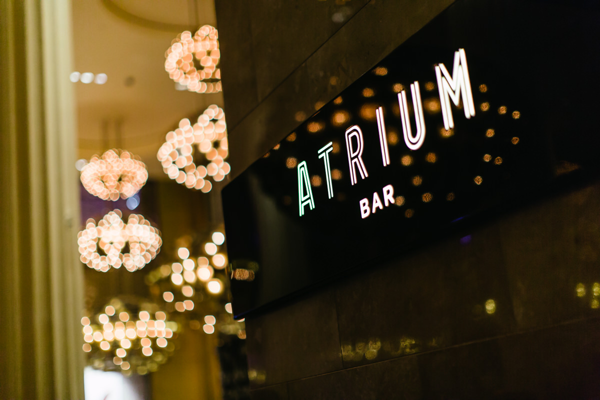 Atrium Bar - at Crown Casino Event Photography