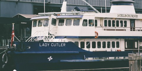 lady cutler docklands cruise