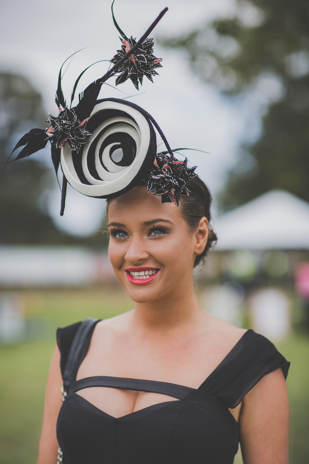 millinery 2016 fashions on the field