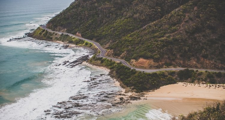 Great Ocean Road Trip in the Mitsubishi Pajero Sport