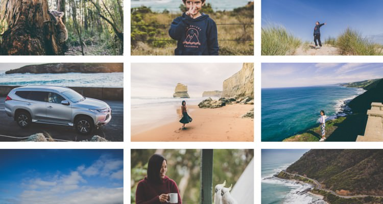 Great Ocean Road Lifestyle Travel Film