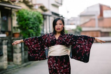 Where to buy a Kimono in Japan.