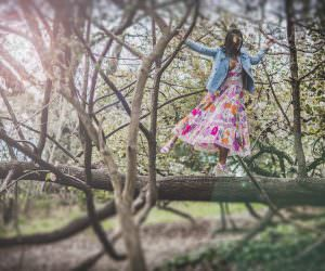 spring fashion photography in melbourne