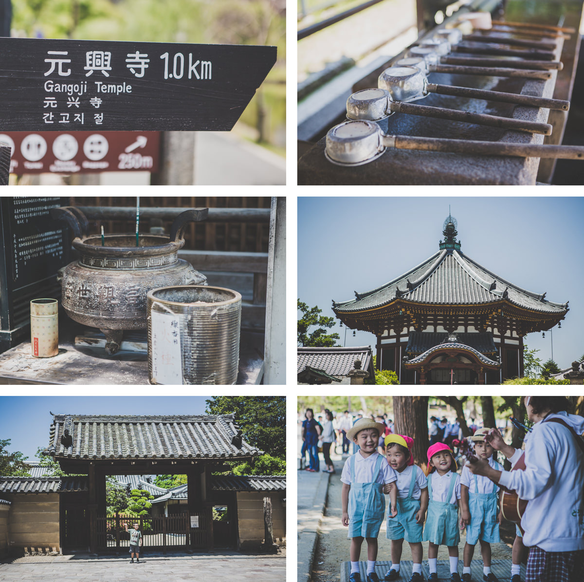 travel photography in nara