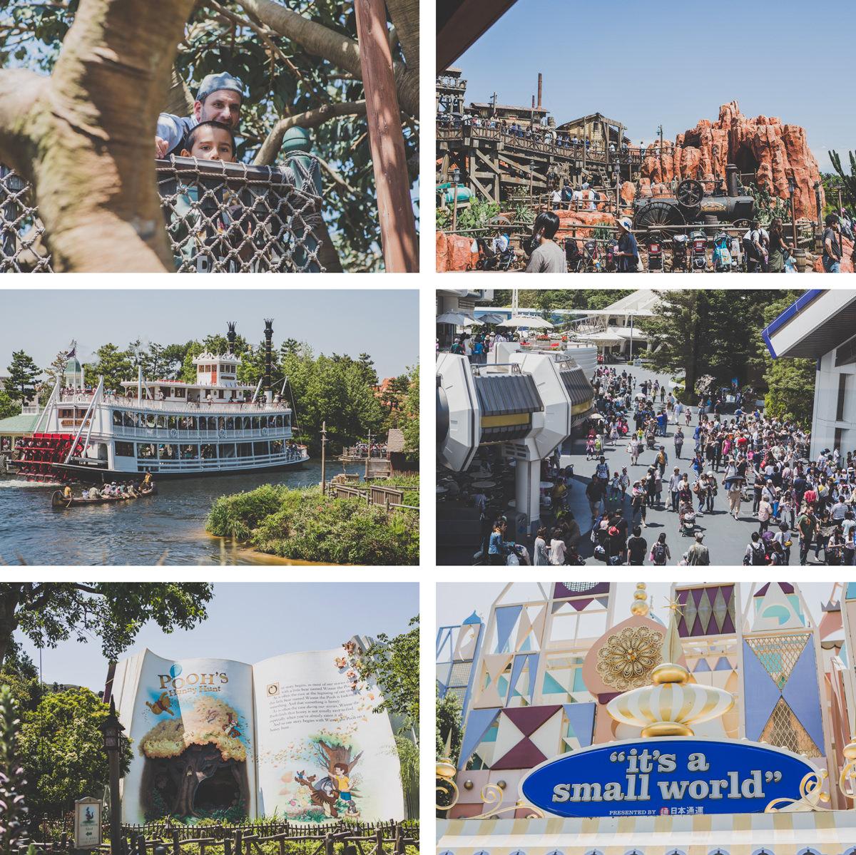 Disneyland photos - Tokyo Disneyland adventure