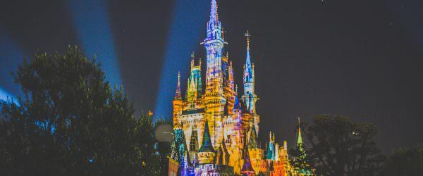 Toky Disneyland Castle by night - Travel photos