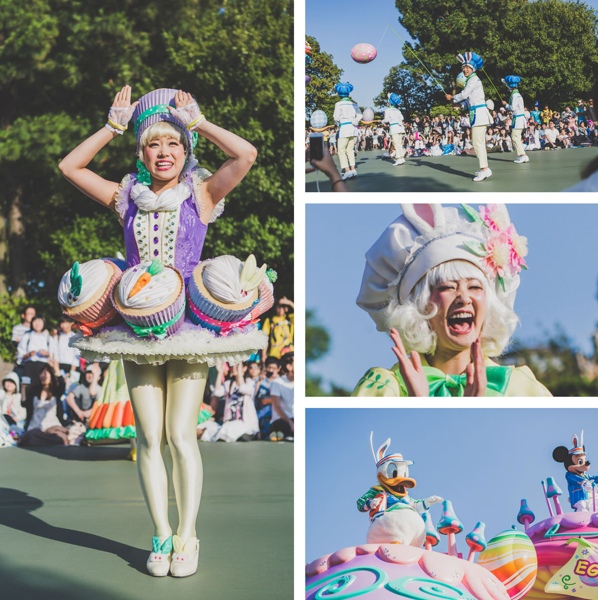 fun and crazy disney girls in costumes