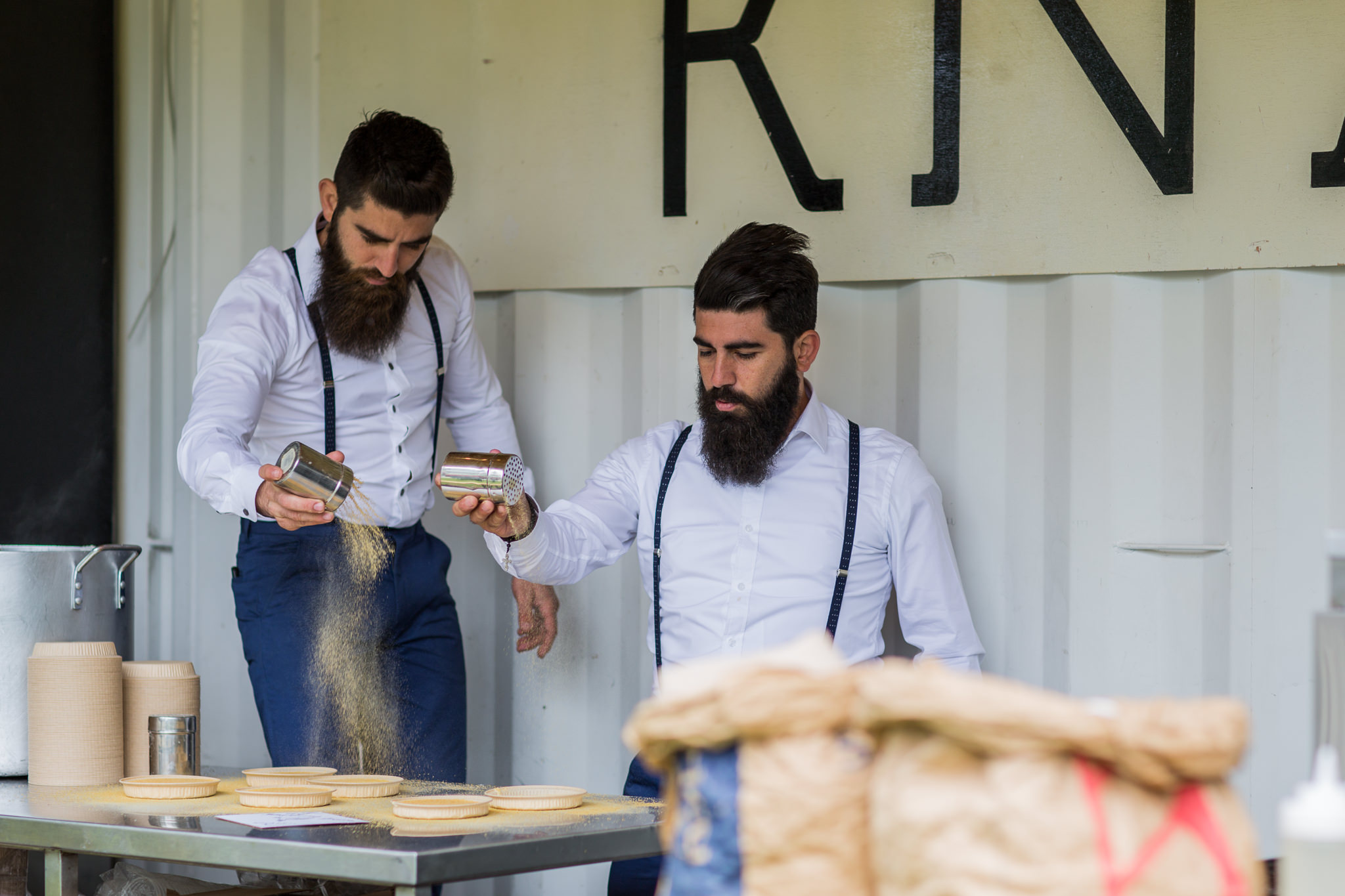 bearded bakers