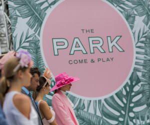 """Melbourne Cup Launch """"The Park"""" 2016"""