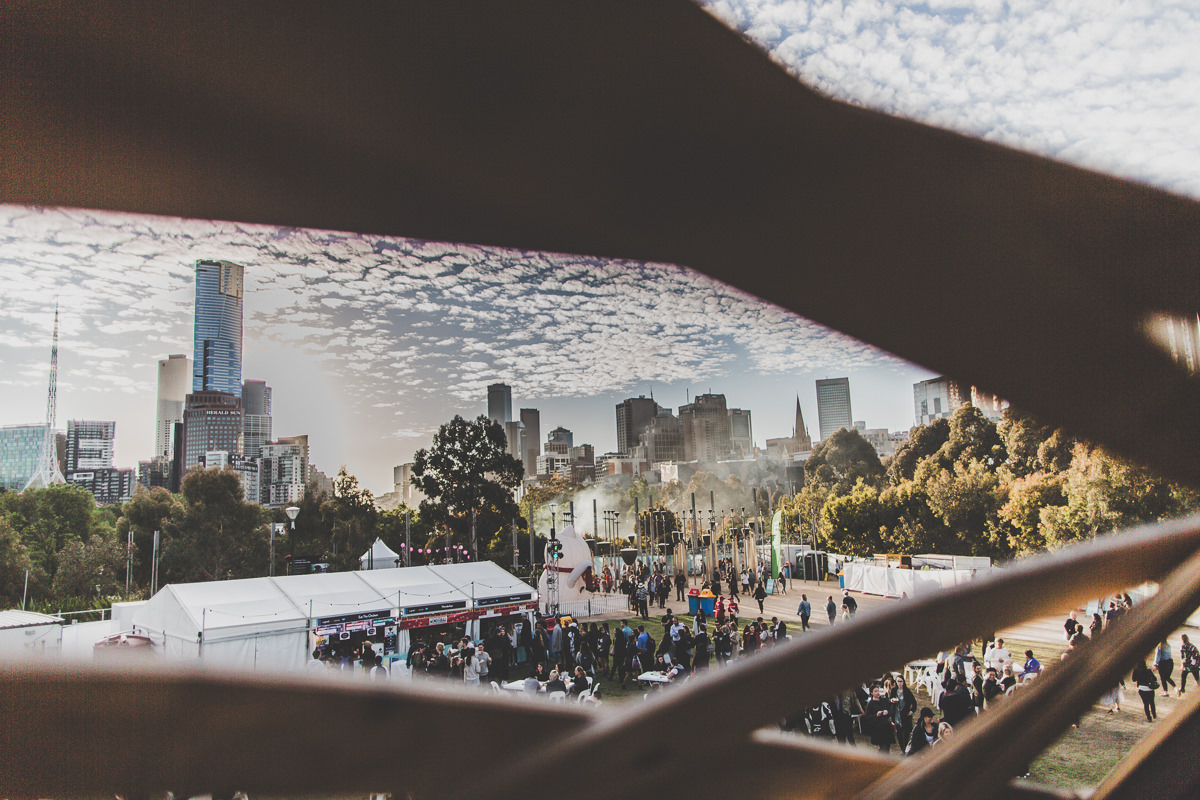 Best photos of the Night Noodle Markets in Melbourne 2016