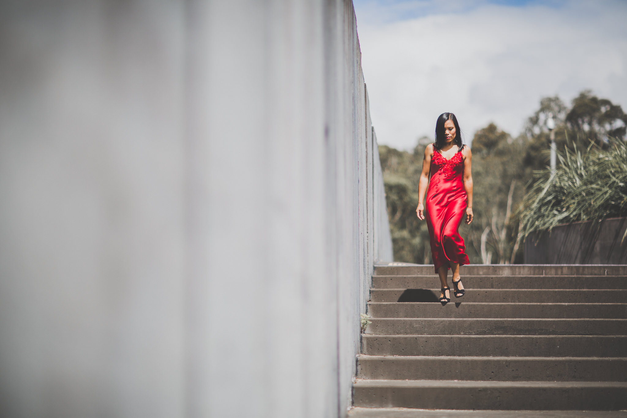 bespoke dress - fashion in melbourne