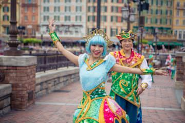 fun at disney sea - travel experiences in tokyo japan