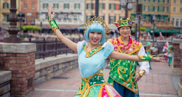 fun at disney sea - travel experiences in tokyo japan