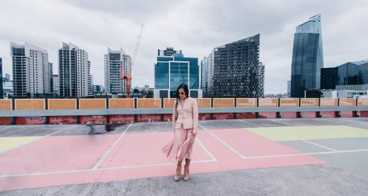 Creative Fashion in Melbourne 2017 - Rooftops in Melbourne - Rooftop Fashion Shoot