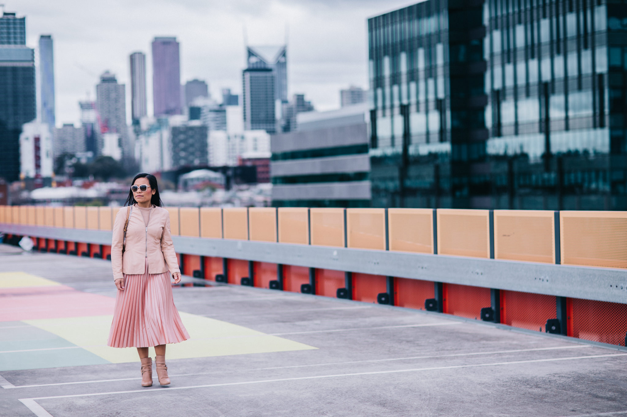 melbourne fashion shoot on rooftop - 2017 Fashion