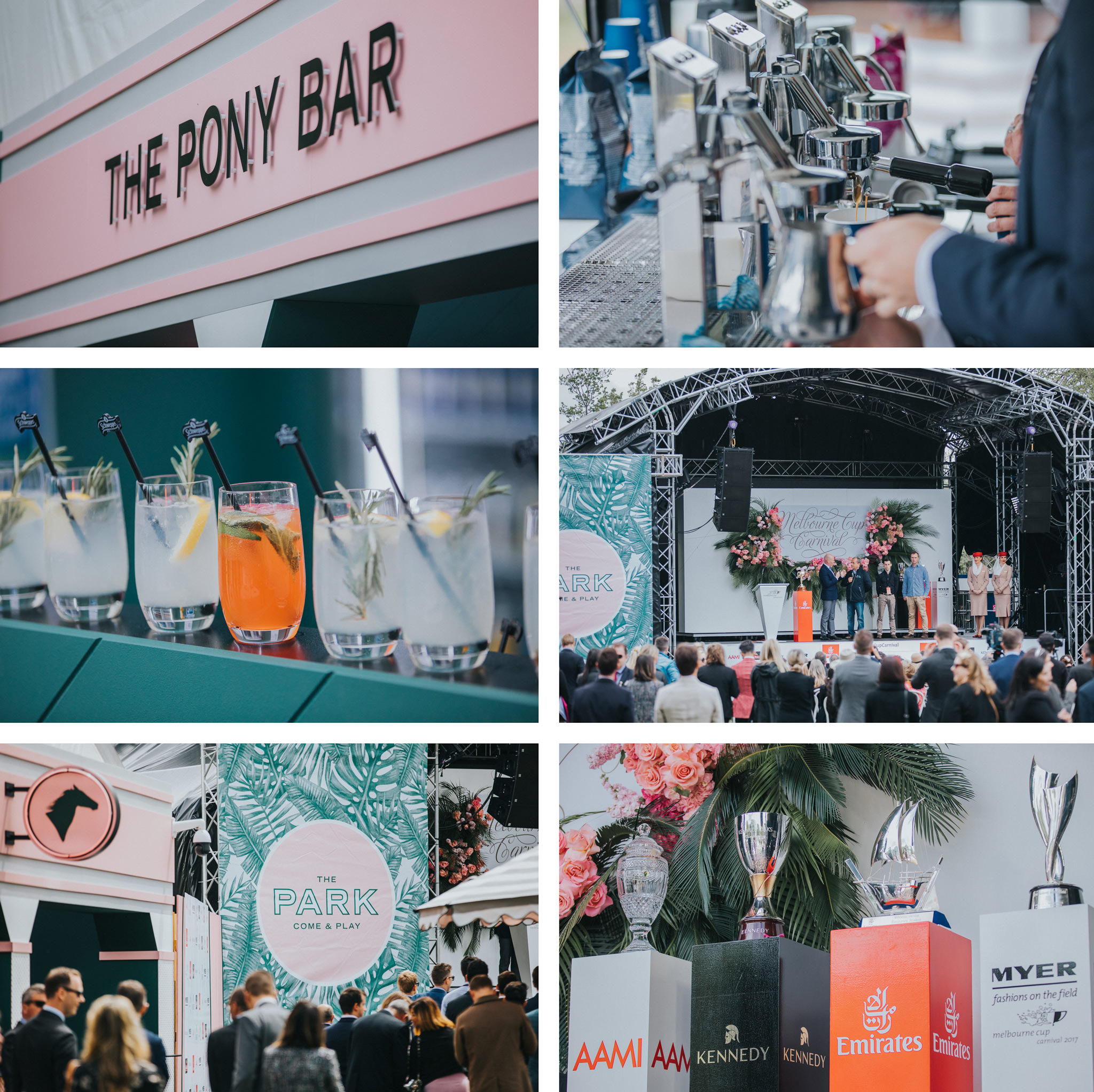 The Pony Bar at Flemington - Spring Racing Carnival Launch