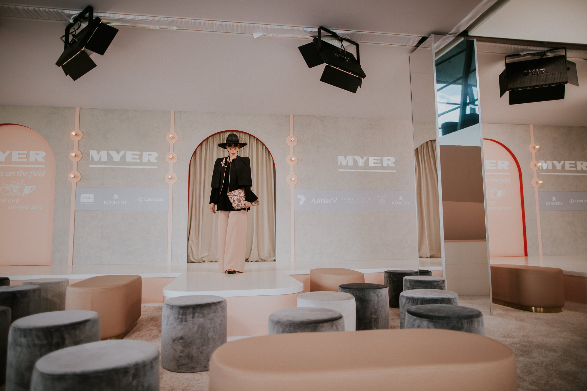Myer Fashion Enclosure