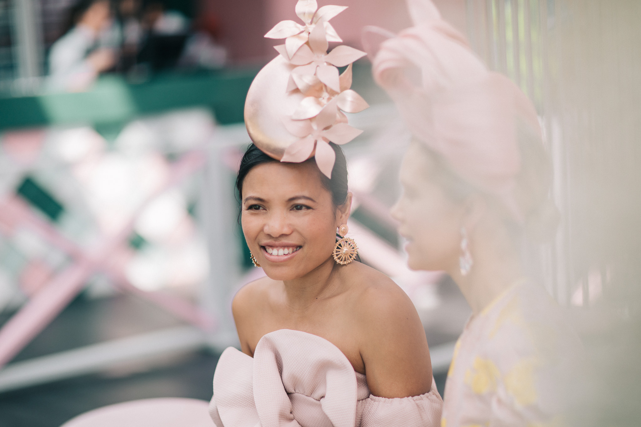 easy to wear millinery for the races