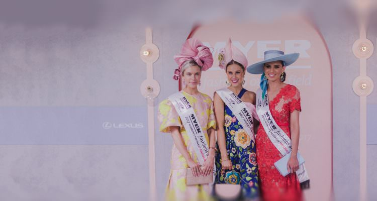 millinery melbourne cup - turban style