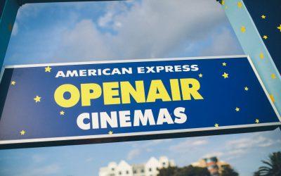 Openair cinema Melbourne