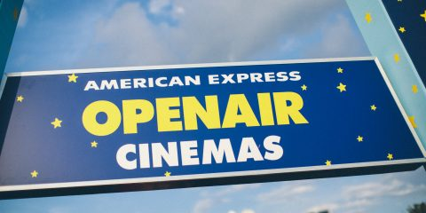 Openair cinema Melbourne