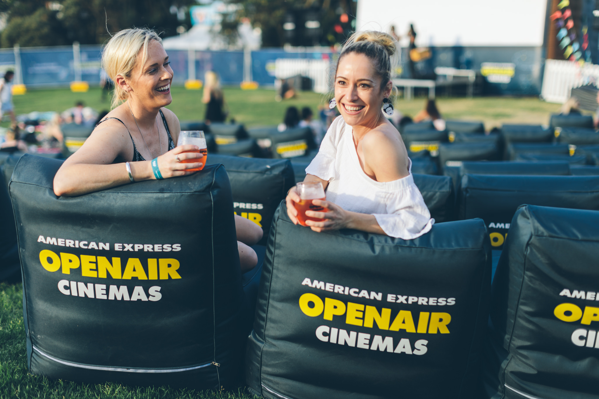 amex invites - openair cinema