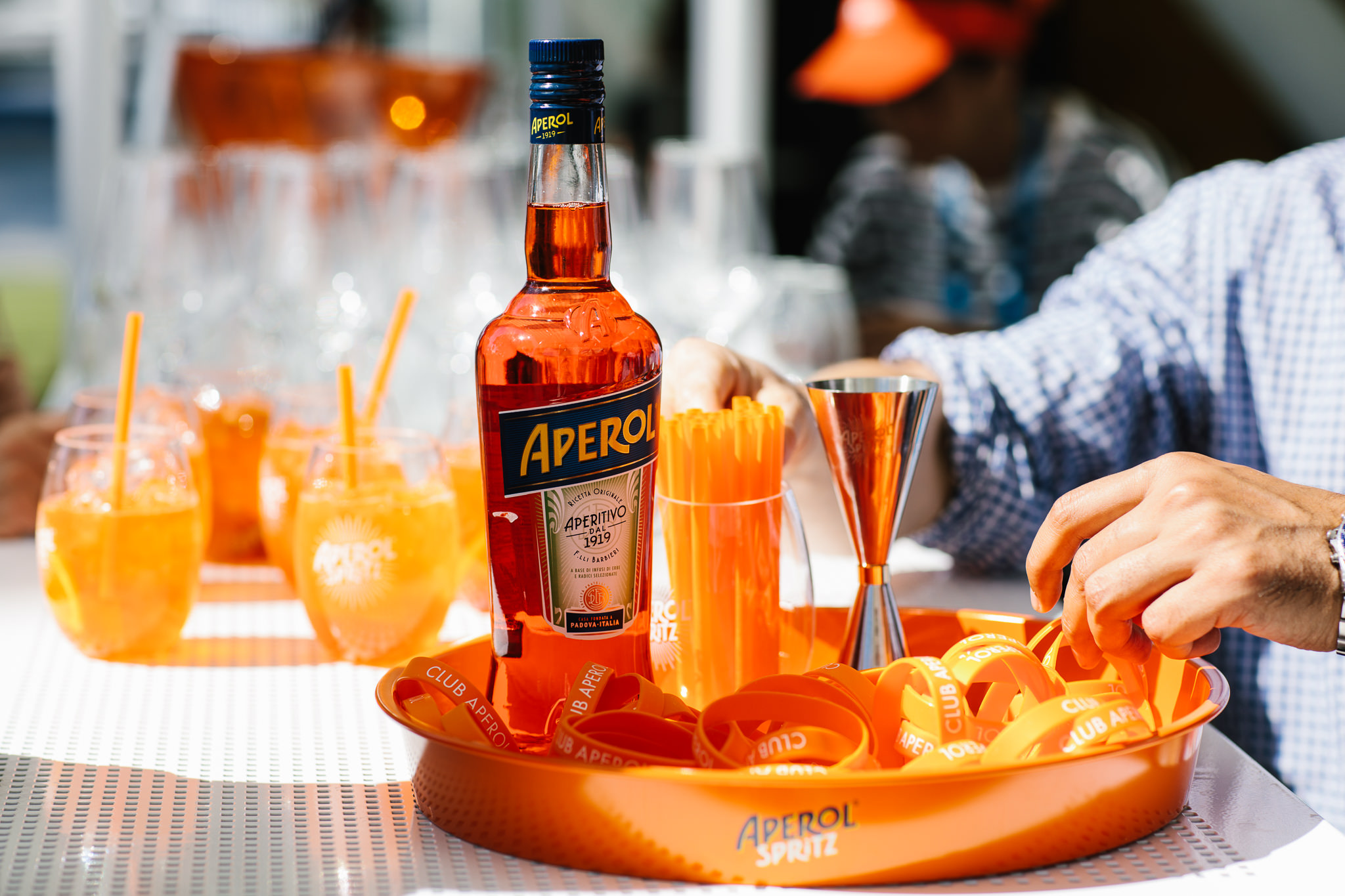 aperol spritz bottle - Aperitivo