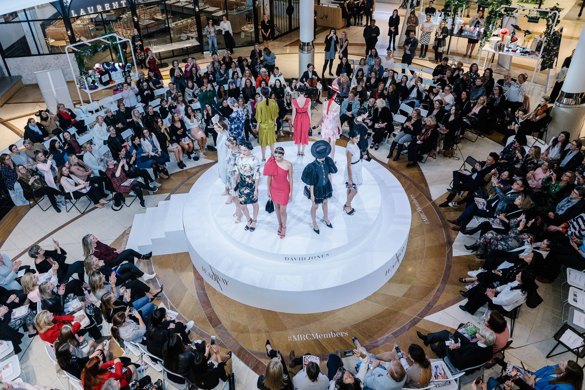 runway show - trends 2018 spring fashion in Melbourne