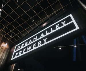 Urban Alley Brewery Docklands