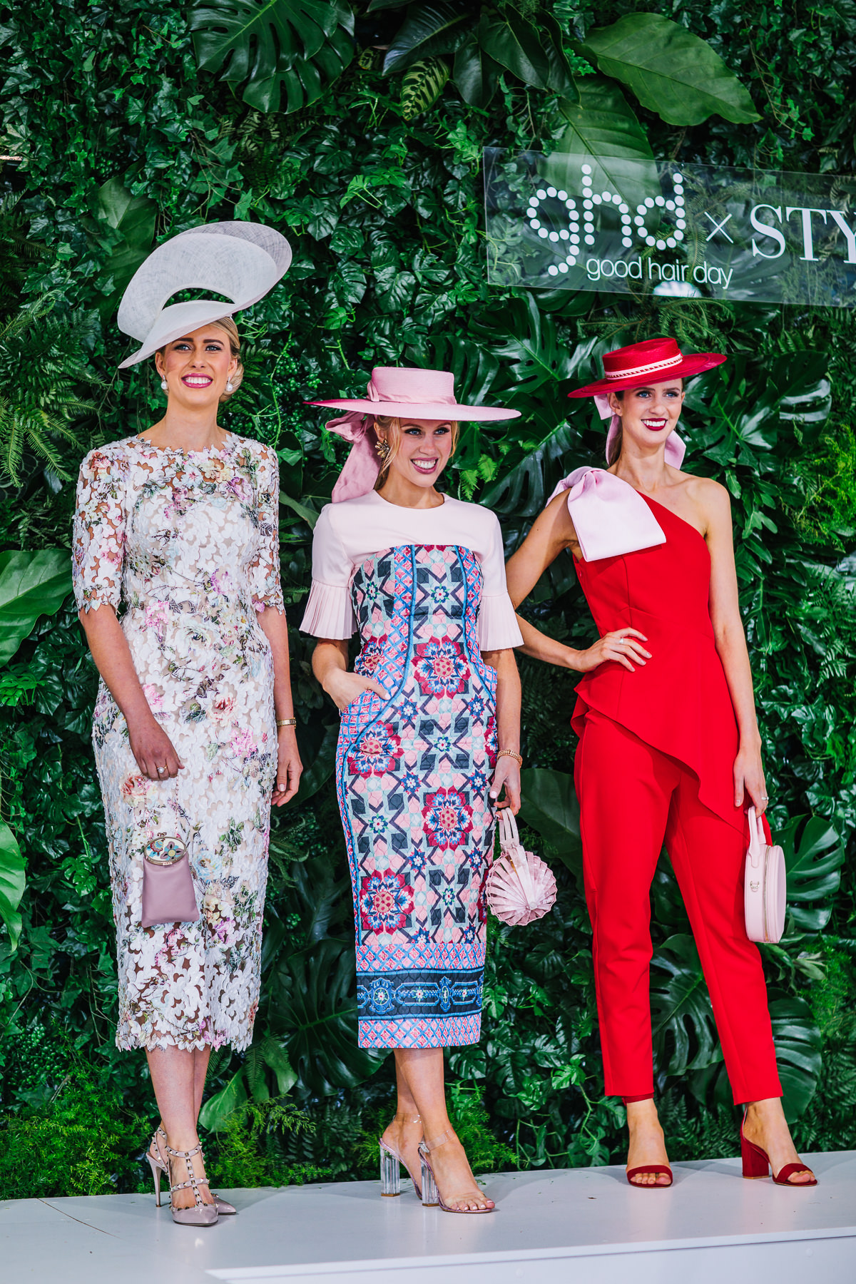 Fashions on the Field at Caulfield Cup 2018 2019