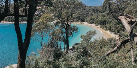 Refuge Cove in Wilsons Prom - Hiking Adventure