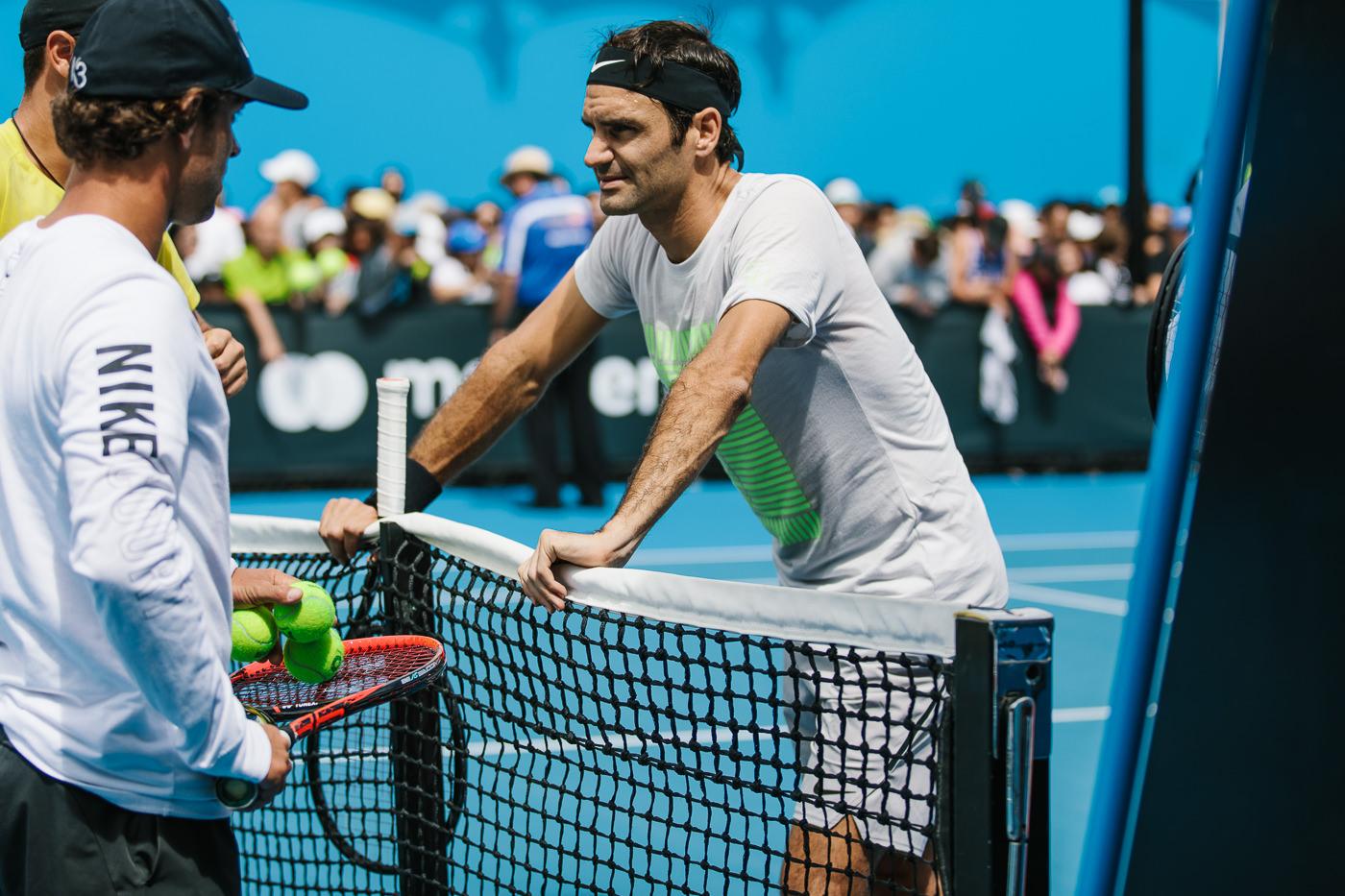Australian Open 2019 - Tips - Roger Federer