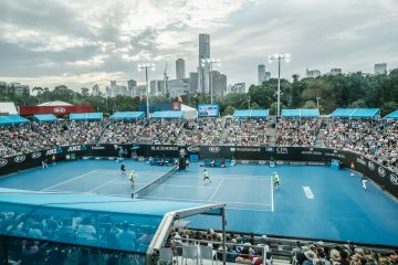 Best seats at the Australian Open