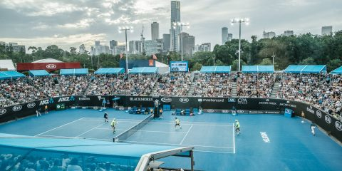 Best seats at the Australian Open
