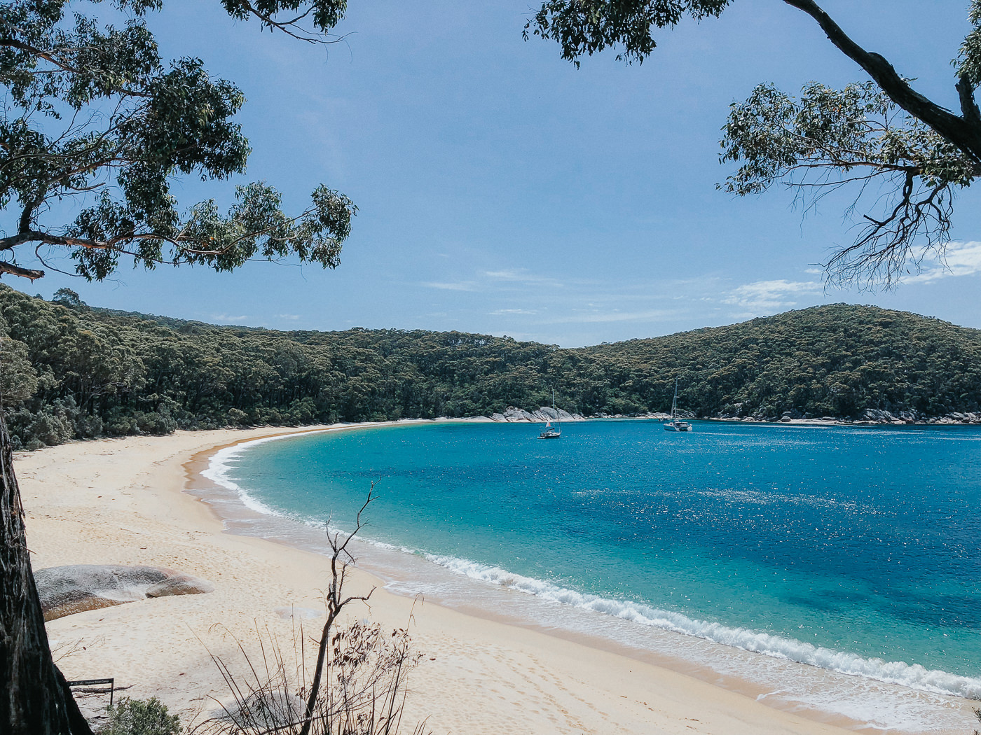refuge cove in Wilsons Prom National Park - Beach and Bay