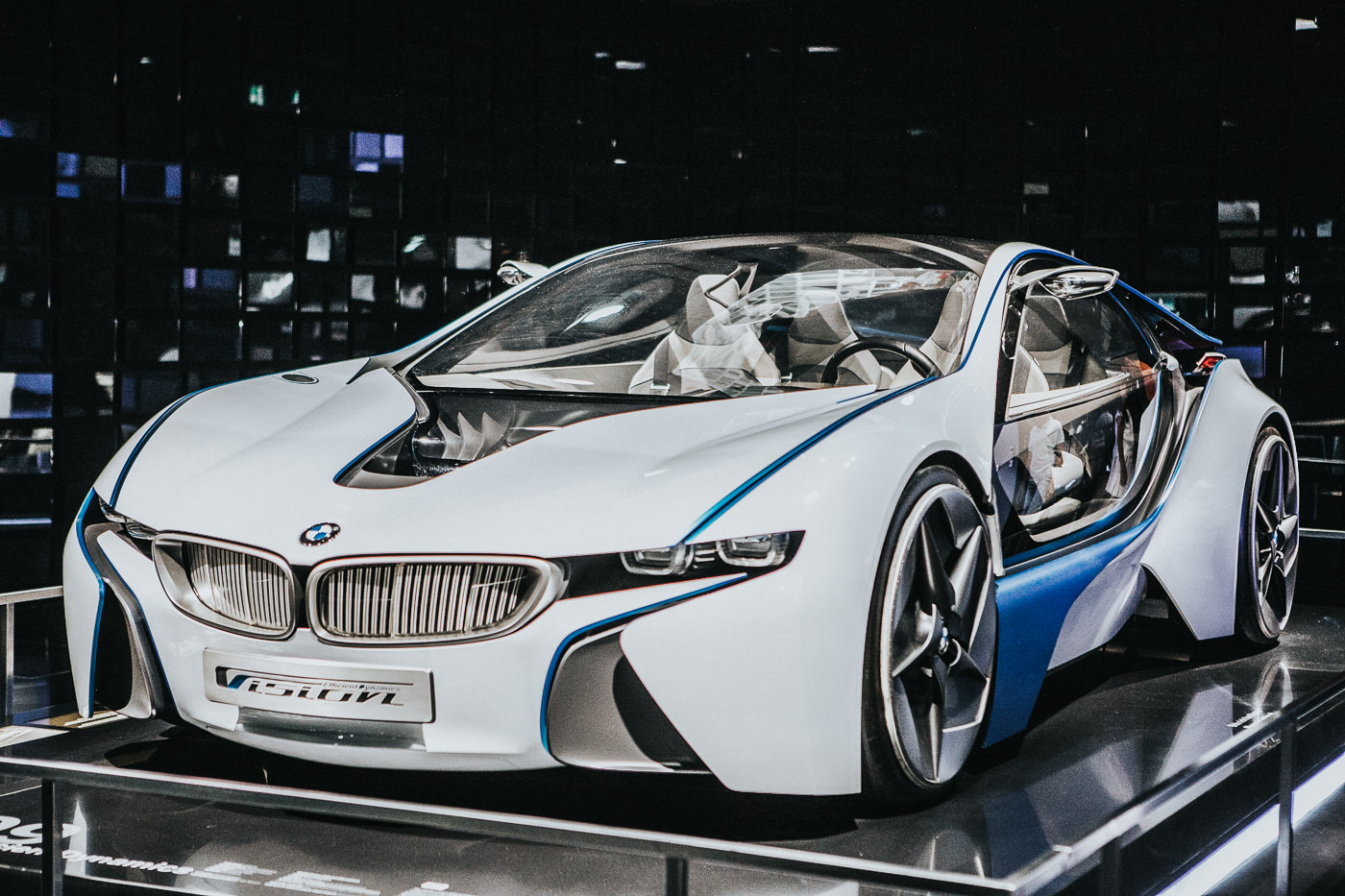 best picture of bmw vision - mission impossible car