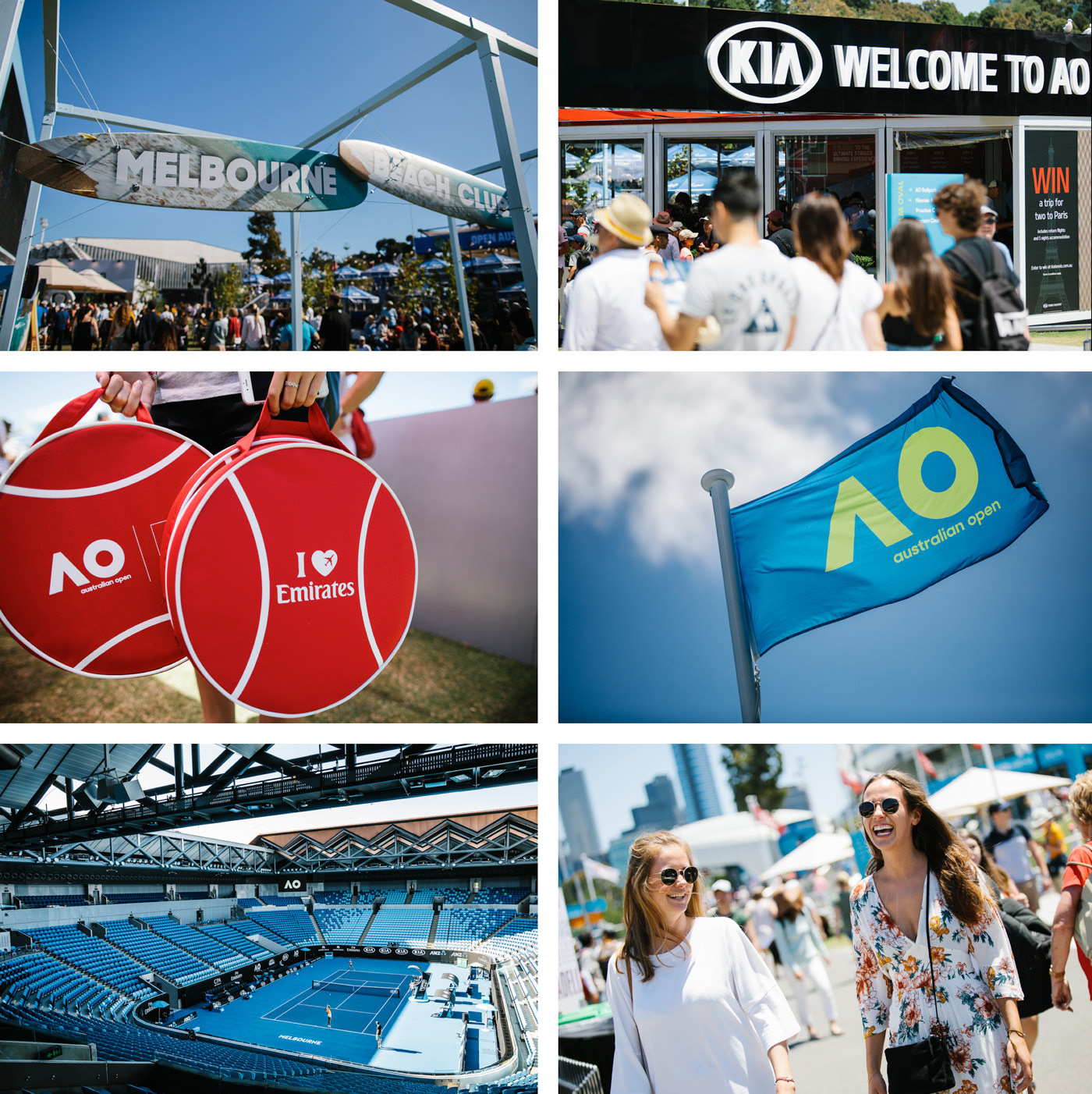 best tickets for the australian open