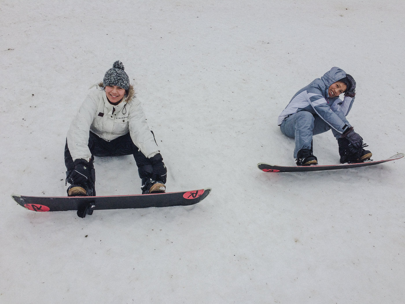tips to learn how to snowboard without snow