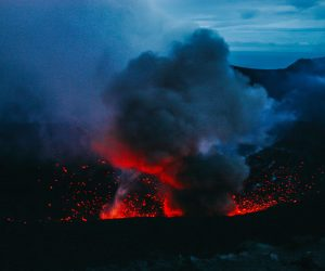 volcano adventure in Melbourne - Imax movie - Mt Yasur