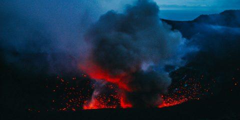 volcano adventure in Melbourne - Imax movie - Mt Yasur