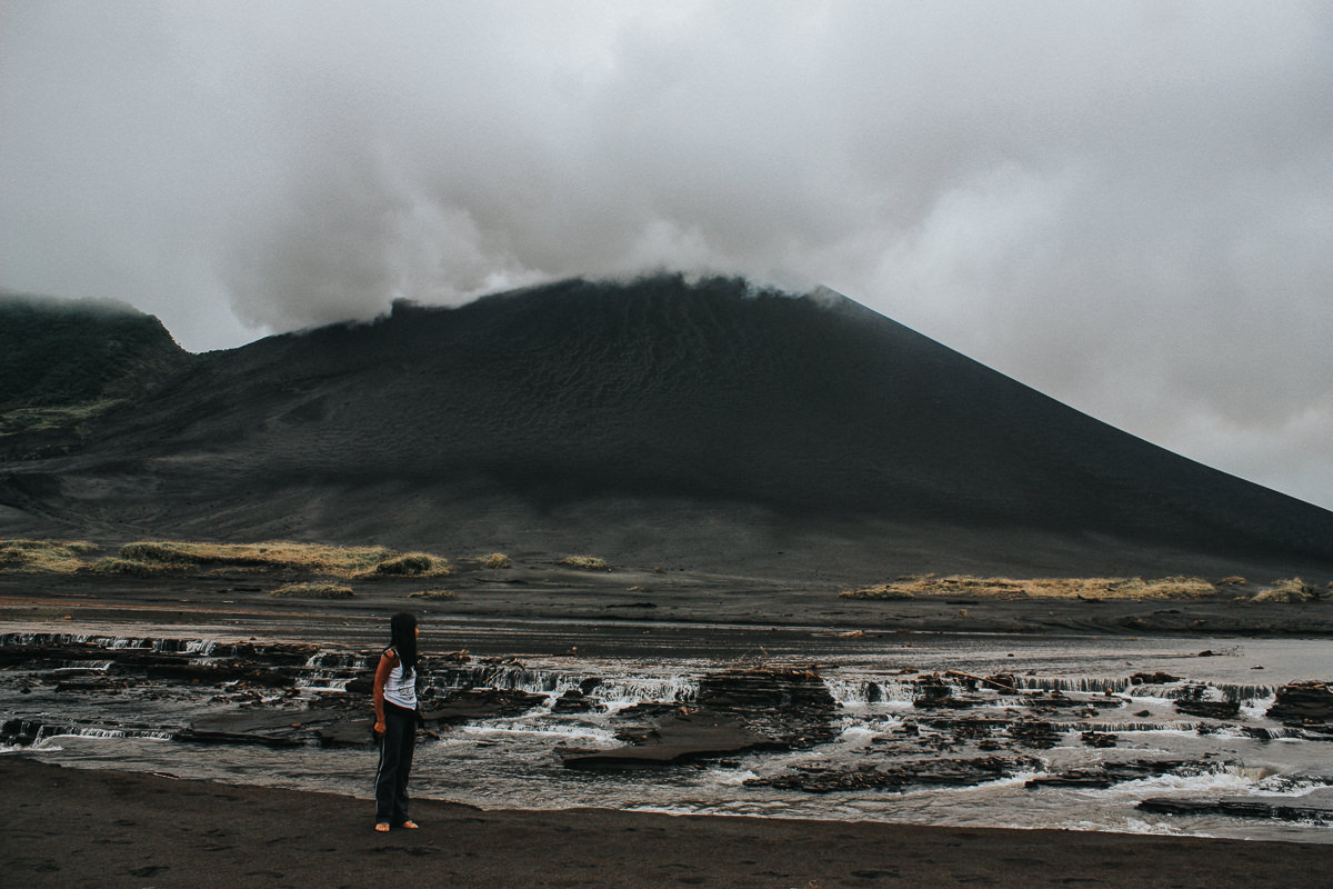 Mt Yasur - most active volcano in the world - Part of Imax Movie Volcanoes 3D