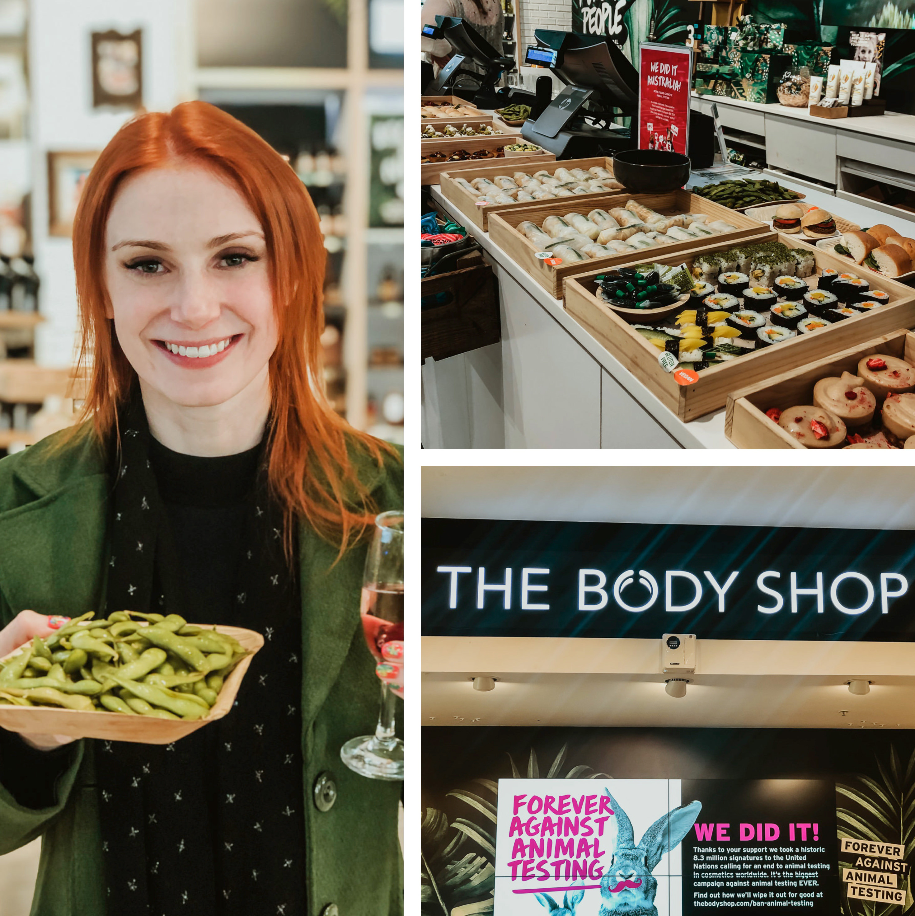 Body shop event