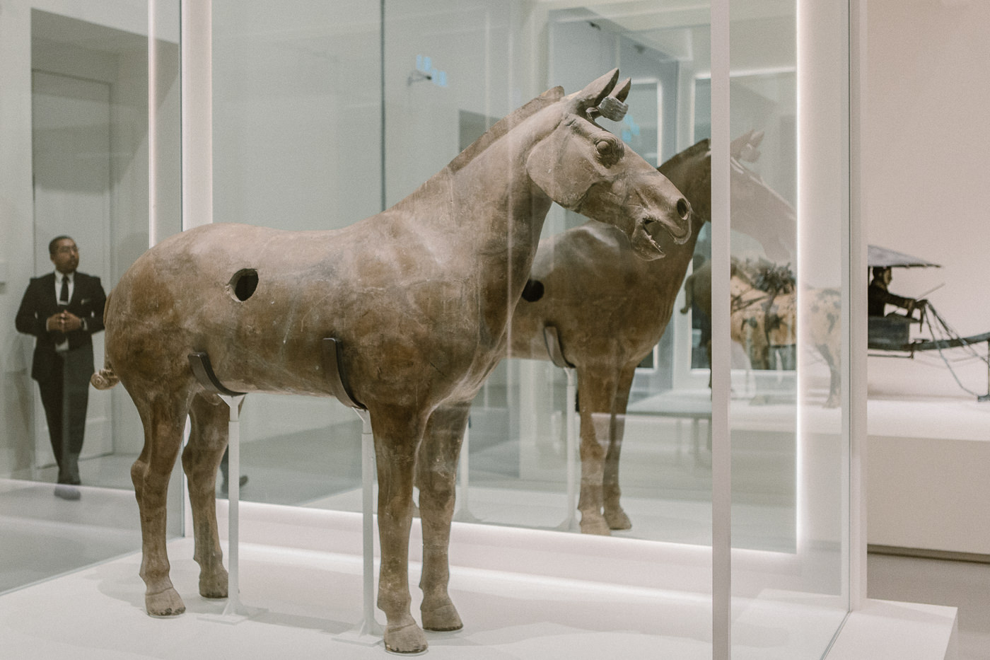 China Terracotta Horse