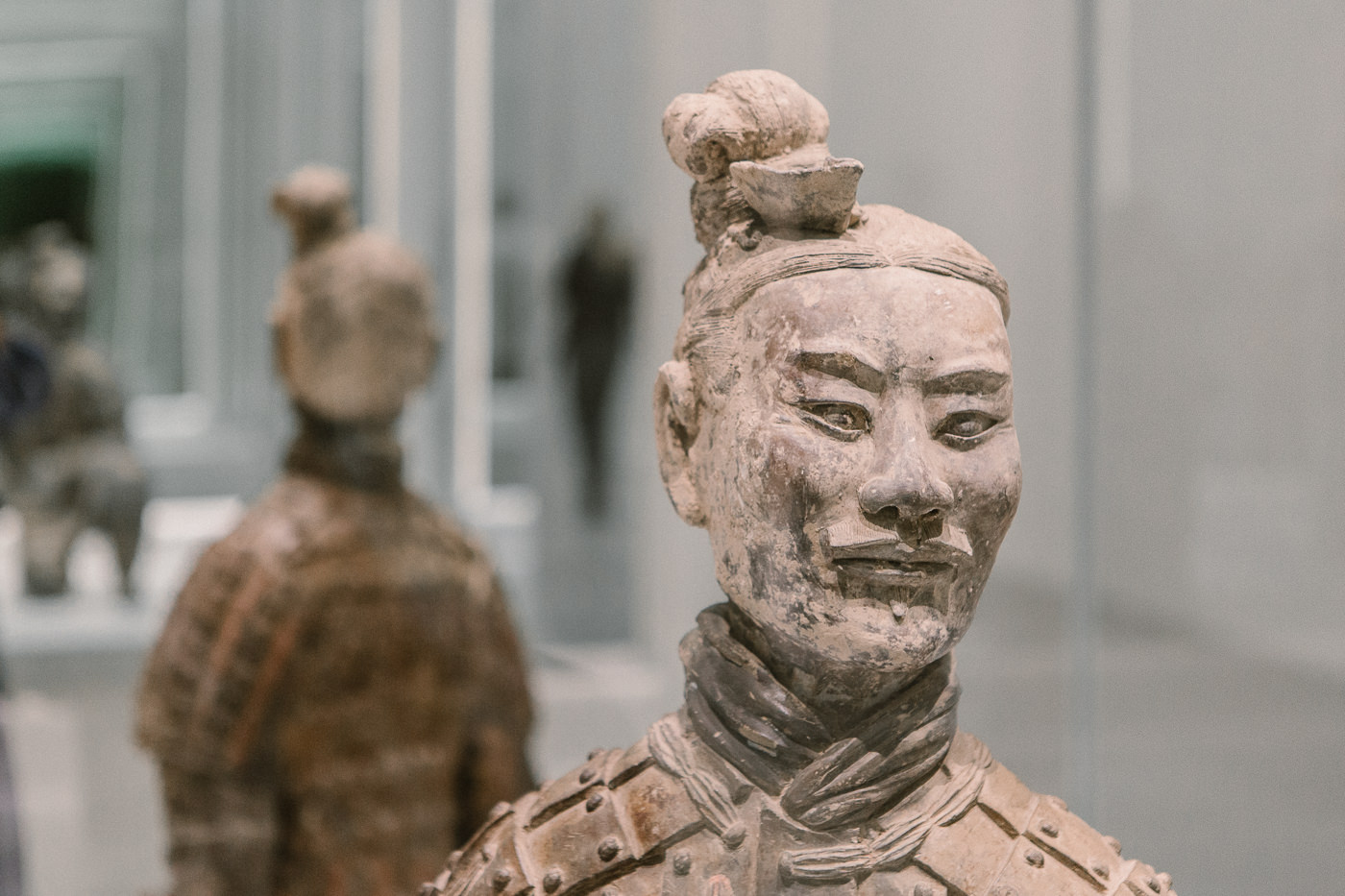 Terracotta Warrior - Portrait