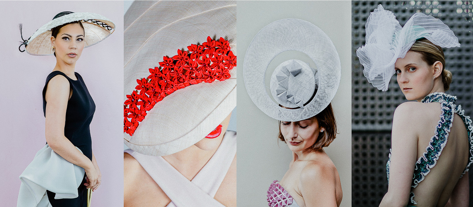 2019 Millinery Showcase event in Melbourne