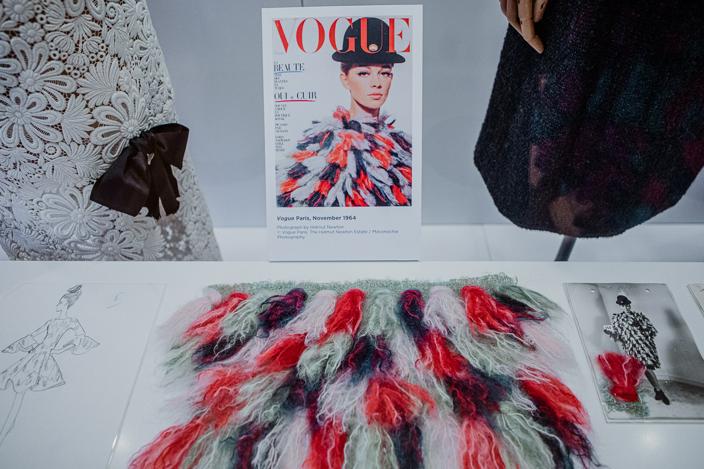 vogue featuring balenciaga - luxury fashion
