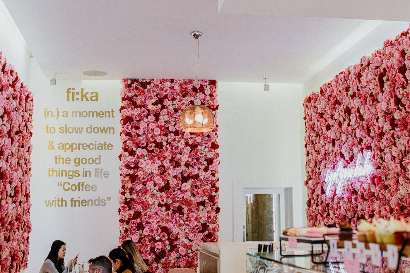 Fi:Ka Cafe in Hawthorn