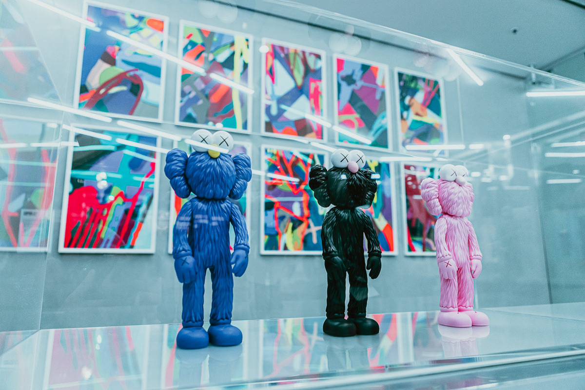 KAWS Sculptures for Sale